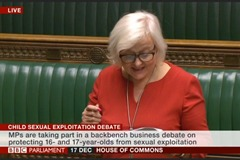 Siobhain chil debate dec 15